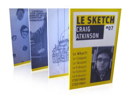 Le Sketch | Craig Atkinson