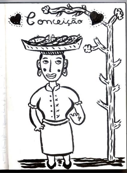 Paulo Patrício - Sketches