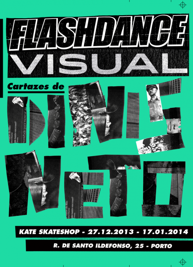 Flashdance-Visual-DJ-Dinis-Neto-Cartazes-Kate-Skateshop