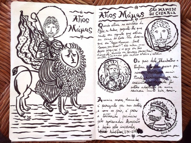 paulo-patricio-greece-sketchbook-agios-mamas
