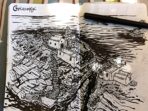 paulo-patricio-greece-sifnos-sketchbook